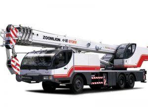Автокран QY30V532 шасси ZOOMLION 30 тонн 40 м (49м)