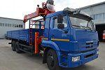 Манипулятор КАМАЗ 5 тонн 9 метров