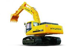 Мини экскаватор HYUNDAI-55  3,8 м
