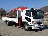 Манипулятор Mitsubishi Fuso 3 тонны 9 метров