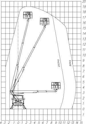 Автогидроподъемник ISUZU  18м телескоп